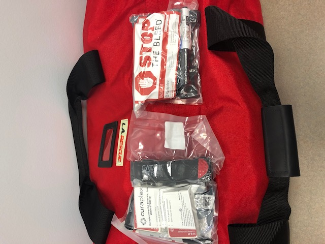 MedStar Implements Field Deployable Stop the Bleed Kits