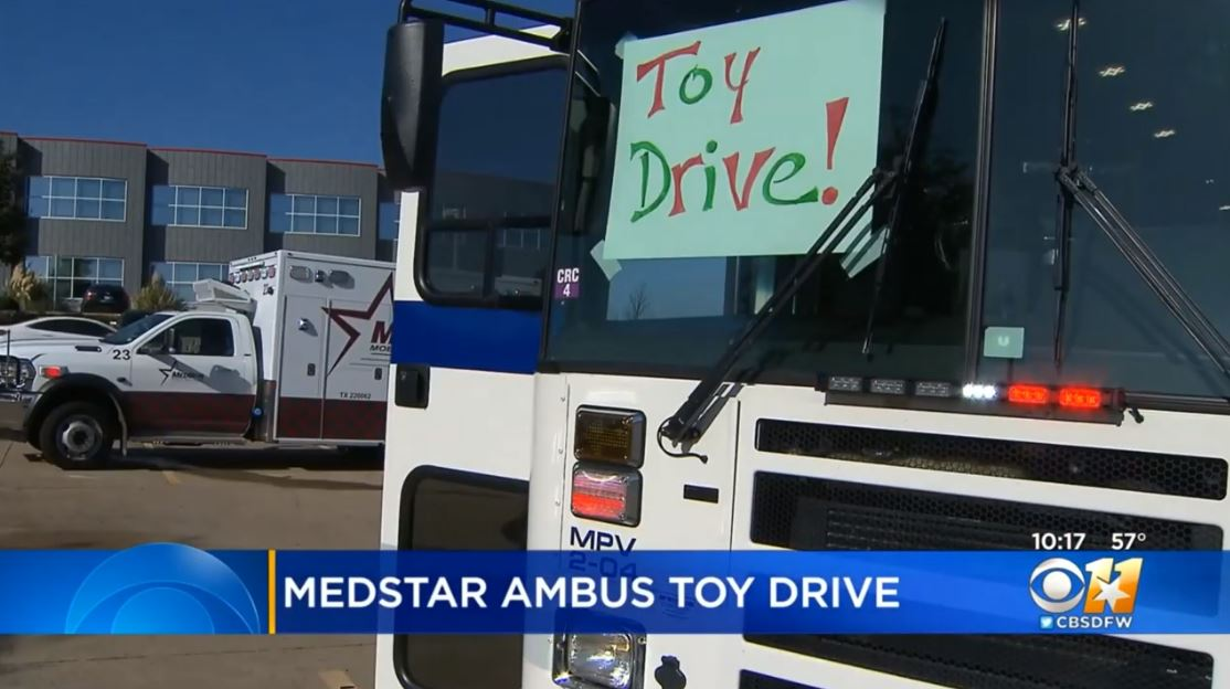 MedStar and One Safe Place Partner to Make the Holidays a Little Brighter!