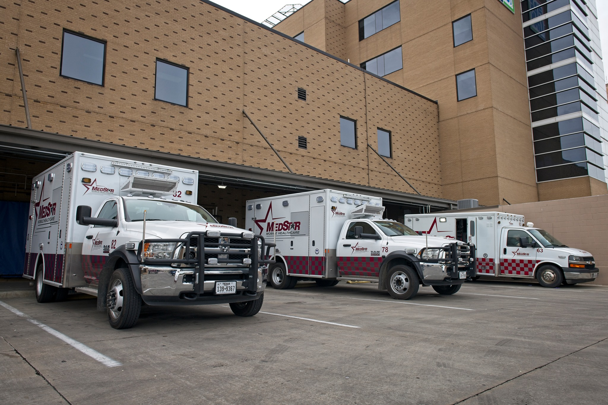 Community Release: MedStar to Limit Non-Patient Passengers on Ambulances