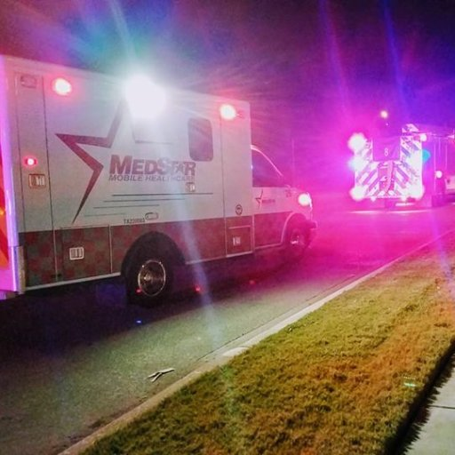 MedStar Reminds Area Drivers to Watch Out for Emergency Vehicles