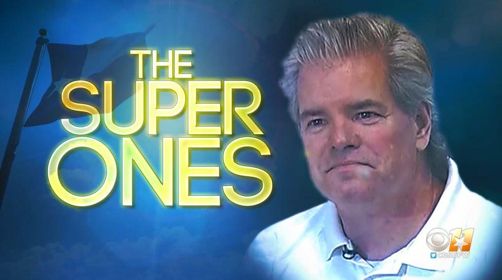 """MedStar's John Hamilton Profiled as a CBS 11 """"Super One"""""""