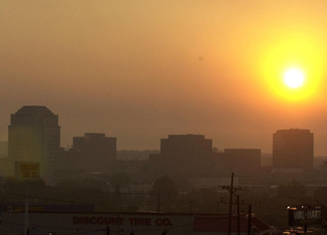 Think Ozone Alert Action Day warnings don't matter?