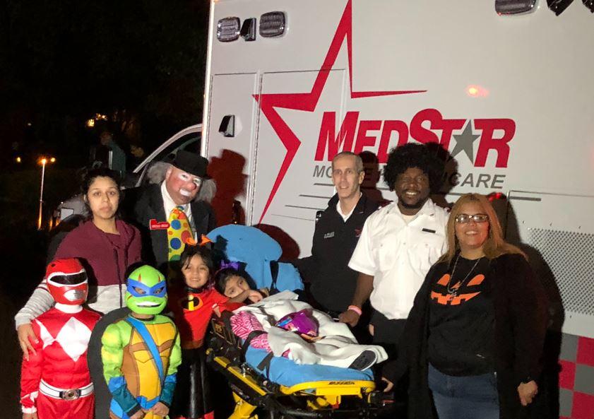 MedStar Seeking Special Kids for Trick or Treat Event – 2021